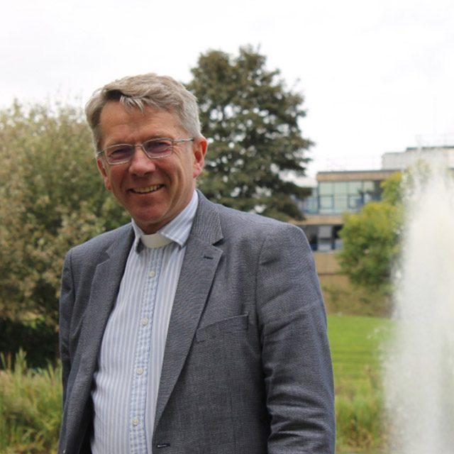 Reverend Nigel Rawlinson