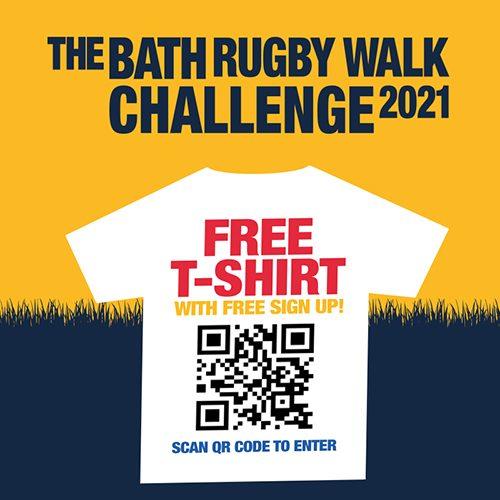 Bath Rugby Walk Challenge 2021